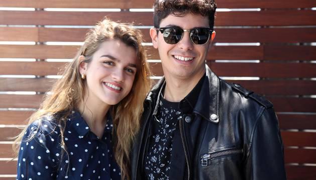 Amaia y Alfred, a 1 día de Eurovisión
