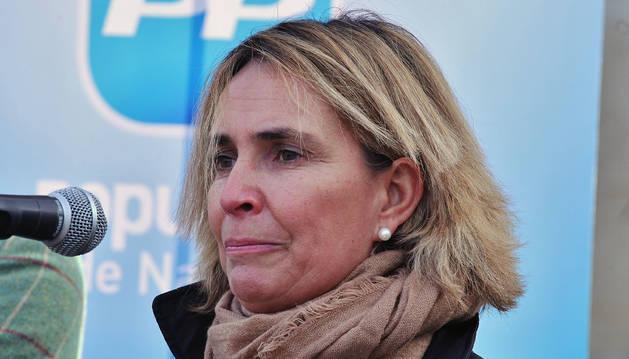 Elena Samaniego.