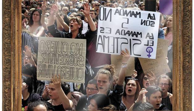Cinco mujeres expertas dan las claves del juicio de 'La Manada'