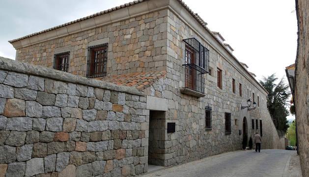 La casa de veraneo de Adolfo Suárez.