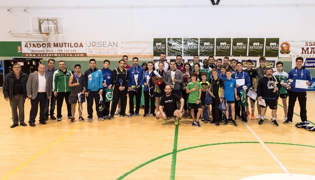 Fotos del campeonato disputado este sábado en Oberena.