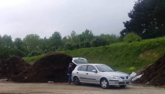 Sakana reparte 19.000 kilogramos de compost en cuatro meses