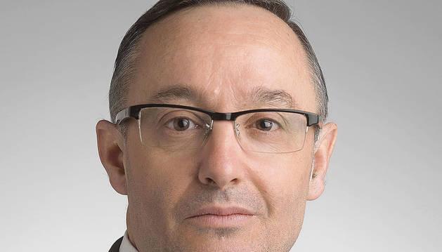 Xabier González Íñigo, nombrado jefe de gabinete del consejero de Salud