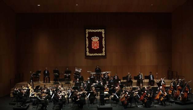 La OSN, que estrenará director titular, ofrecerá 14 conciertos en su próxima temporada