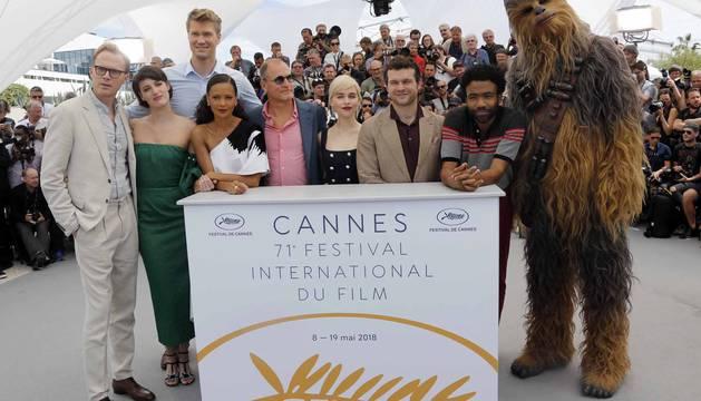 La nueva película se ha estrenado en el festival de Cannes