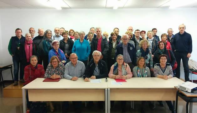 Nace Larrain, una asociación de mayores que busca ser un lugar de encuentro activo
