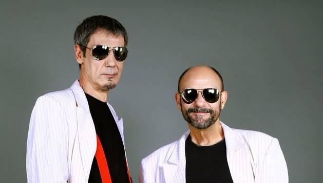 Carlos Faemino y Javier Cansado.