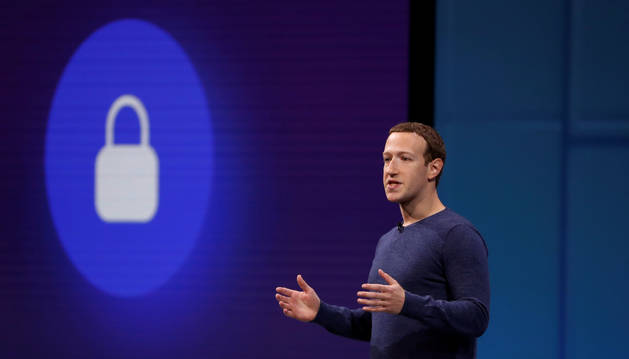Mark Zuckerberg, fundador y CEO de Facebook,