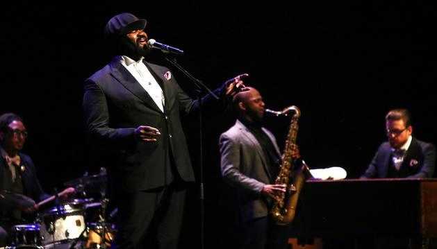Gregory Porter, un maestro del jazz aterciopelado