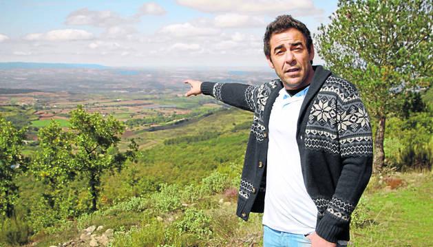 Pablo Chiapella se estrena como presentador con 'El paisano'.