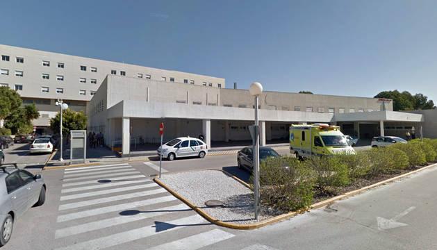 Hospital de Puerto Real (Cádiz).