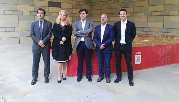 Navarra es de momento la única región europea que ha introducido la economía social dentro de su estrategia inteligente.