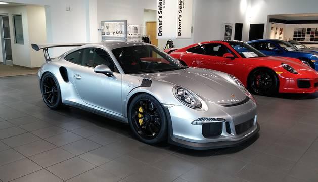 Vehículos Porsche.
