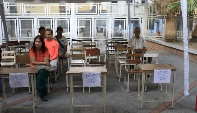 Más de 2,5 millones de venezolanos ya ha votado