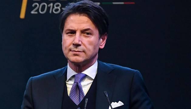 Di Maio confirma que Giuseppe Conte es el elegido como futuro primer ministro