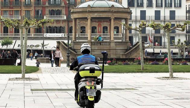 """Un sindicato de Policía Municipal de Pamplona critica la """"mala gestión"""""""