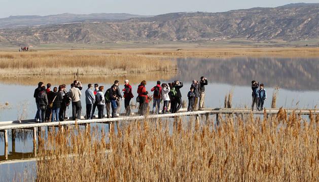 Pitillas volverá a poner en valor su laguna con la XV Fiesta del Agua