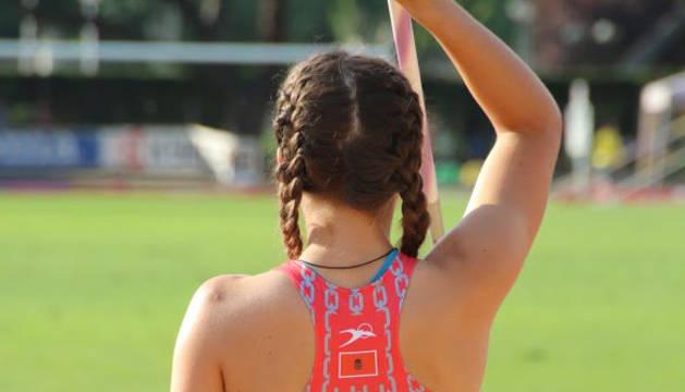 Uxue Modrego competirá en la modalidad de jabalina.