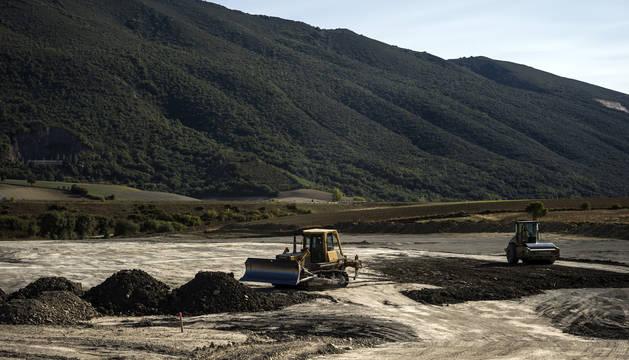 Piden una consulta en Noáin-Elorz sobre la planta de residuos.