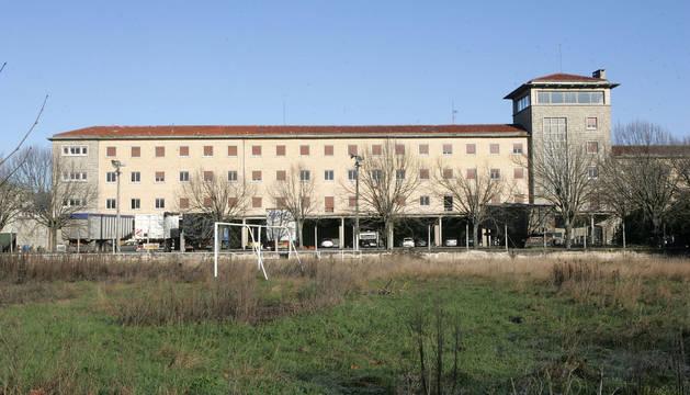 Imagen del antiguo colegio de los Agustinos.