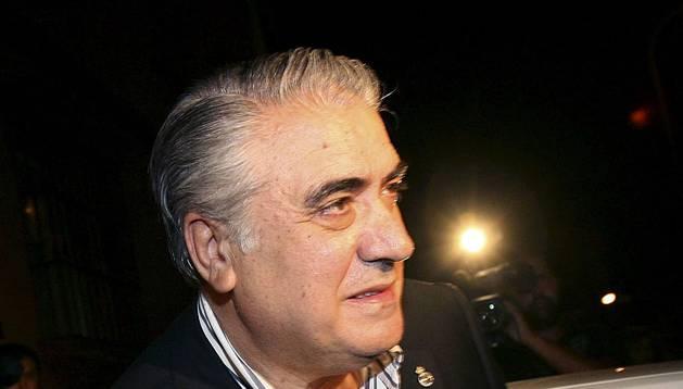 Lorenzo Sanz en 2009