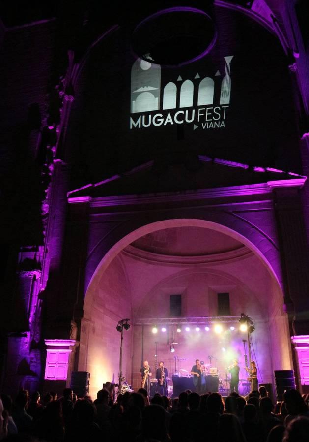 Imagen del año pasado del Mugacu Fest.