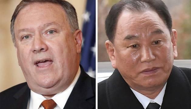 Kim Yong-chol, alto cargo del régimen norcoreano se dirige a EEUU