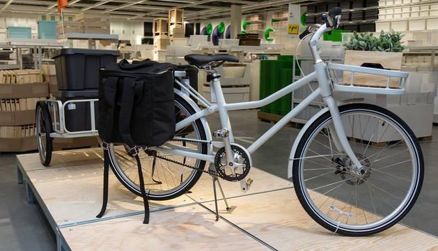 Ikea ha ordenado retirar esta bici que comercializa en 26 países