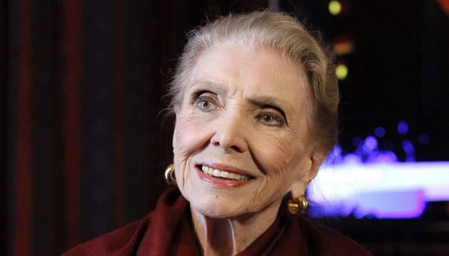 Fallece María Dolores Pradera en Madrid a los 93 años