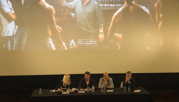 Al director de ficción de Movistar+ le gustaría que las series se incluyan en los Goya