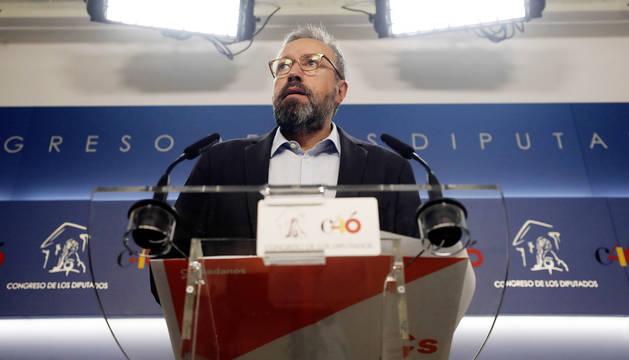 Cs no apoyará la moción con Sánchez de candidato, aunque fije fecha electoral