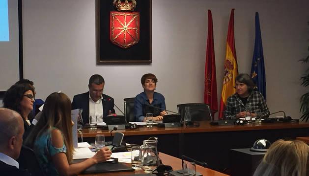 UPN, PSN y PP piden la dimisión de Laparra por la adjudicación del centro juvenil