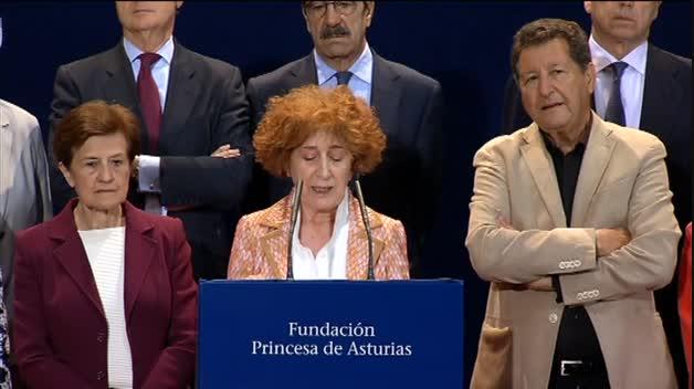 Michael J.Sandel ganado el Premio Princesa de Asturias
