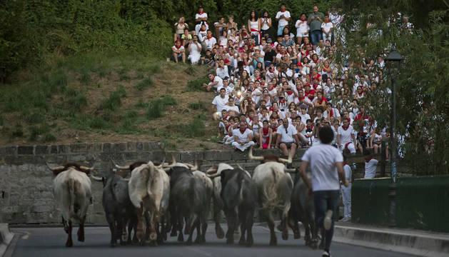 Disponibles los pases para ver los encierrillos de San Fermín del 1 al 8 de junio