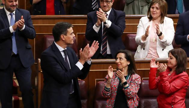 Pedro Sánchez, la revancha del no a Mariano Rajoy