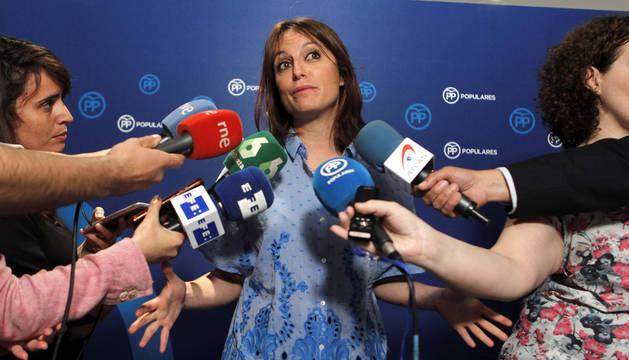 La vicesecretaria de Estudios y Programas del Partido Popular, Andrea Levy