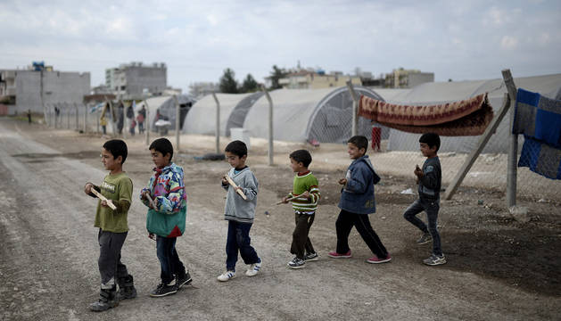 Siria caminará hacia el santuario de Javier