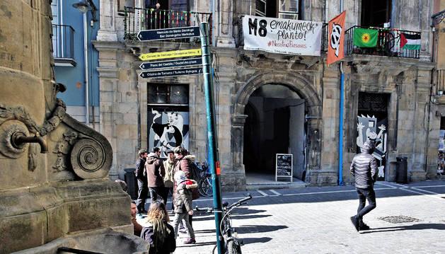 UPN intenta evitar que Rozalejo sea negocio de hostelería en fiestas