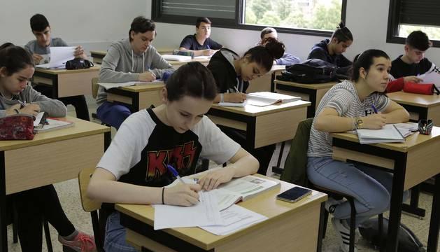 13.000 alumnos de ESO y Bachiller recuperan los suspensos en junio
