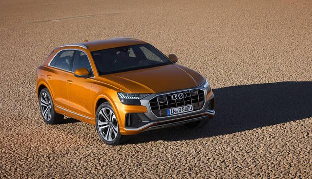 Audi Q8, a lo grande