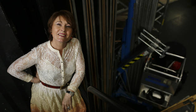 """María Bayo, soprano: """"El arte exige poso y trabajo, pero eso se está perdiendo"""""""