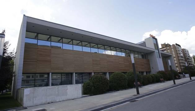 El edificio que alberga al Civivox Iturrama fue inaugurado en el año 2007.