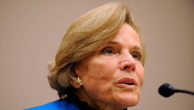 foto de La oceanógrafa estadounidense Sylvia Earle, Premio Princesa de Asturias de la Concordia