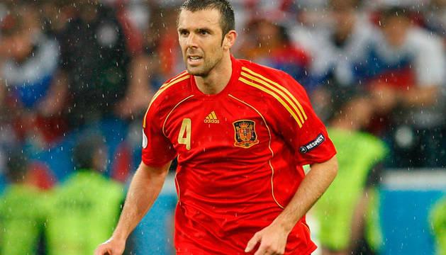 Carlos Marchena, en su etapa como jugador.