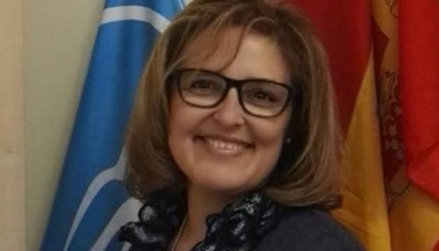 Rosa María Ganso.