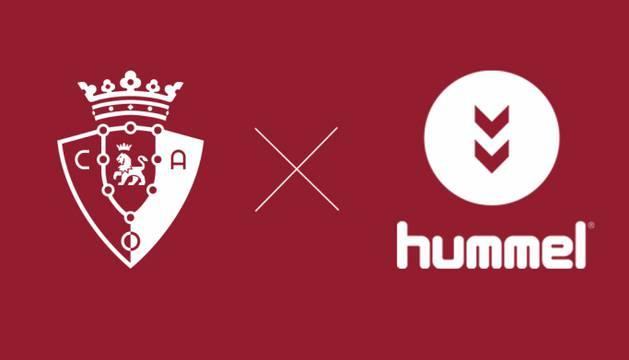 Hummel y Osasuna hasta 2022