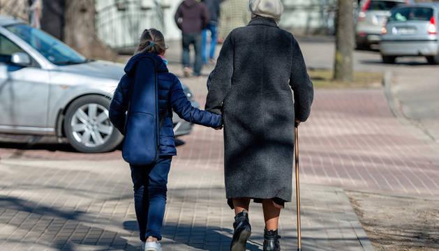 La esperanza de vida en Navarra se sitúa en 83 años