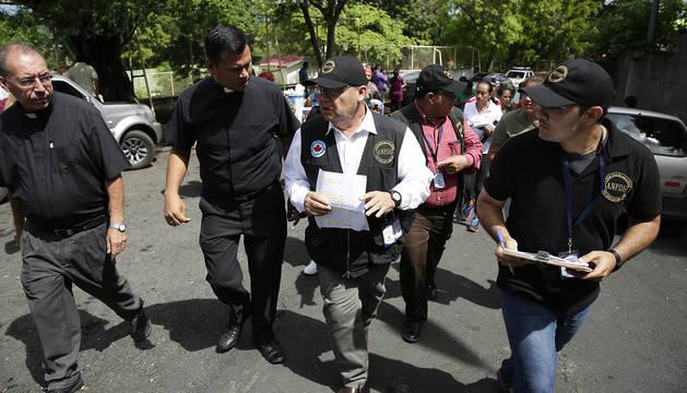 Ortega llama al diálogo nacional tras el anuncio de paros en Nicaragua