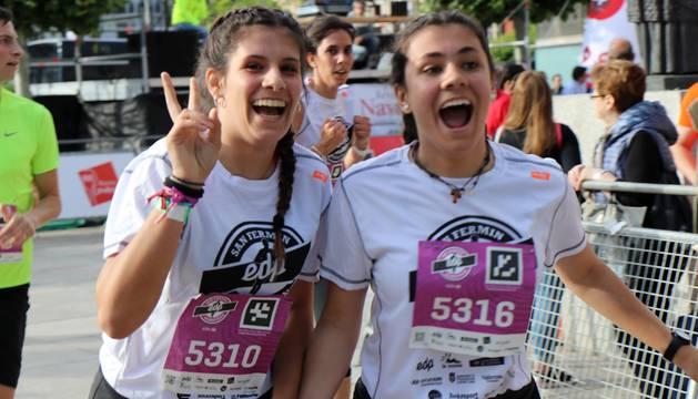 Carrera 'Kiliki' de la San Fermín Marathon