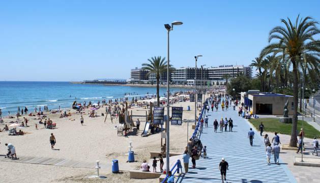 Detenido un joven en Alicante por asaltar a siete chicas para realizarles tocamientos